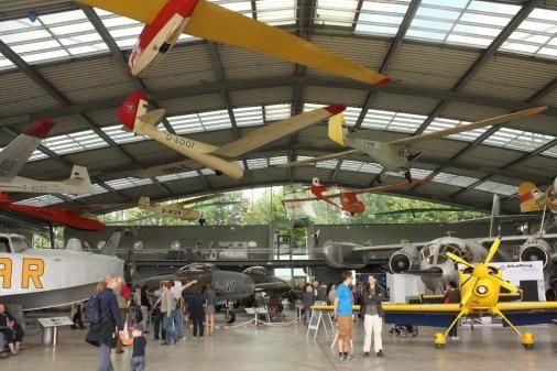 Fly-In 2012: Jubiläum in der Flugwerft Schleißheim