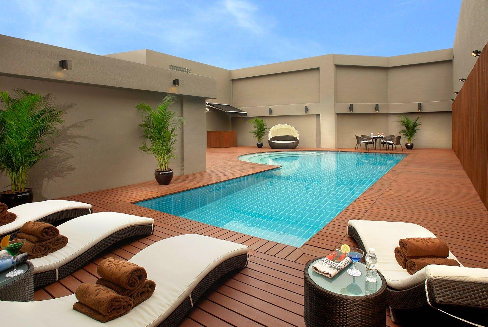 M s de 25 ideas incre bles sobre piscinas enterradas en - Piscinas desmontables enterradas ...