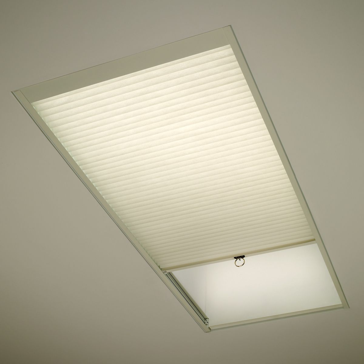 Have a skylight? The Louver Shop and Hunter Douglas have the perfect window  covering for