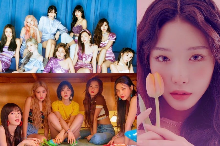 TWICE, Red Velvet, Chungha, And More Confirmed To Attend 2019 Asia Artist Awards In Vietnam