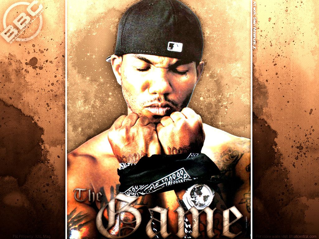 The Game The Game Rapper Wallpaper Oh Lala Hotties Pinterest