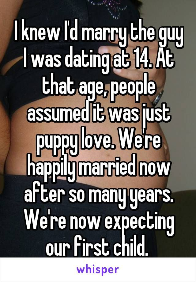 dating age 14
