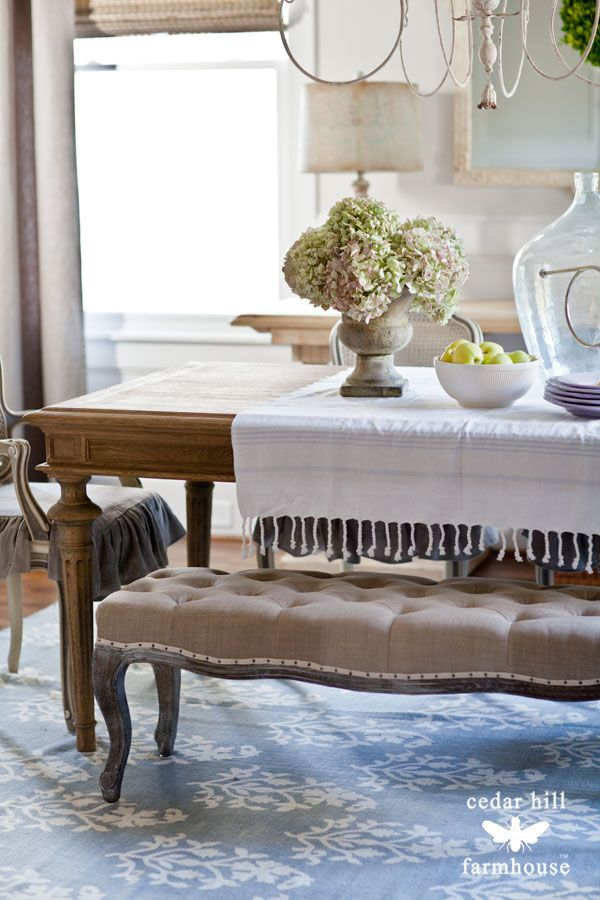 French Restoration Hardware Table
