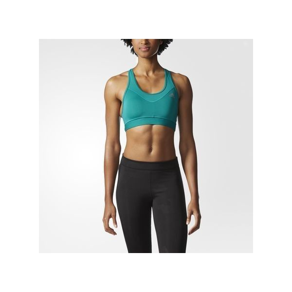 9b82d40423648 adidas Techfit Bra MULTI ( 25) ❤ liked on Polyvore featuring activewear