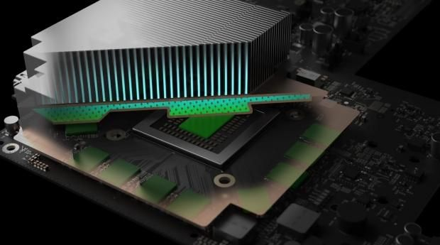 Project Scorpio Rocks High End Vapor Chamber Cooler Xbox One