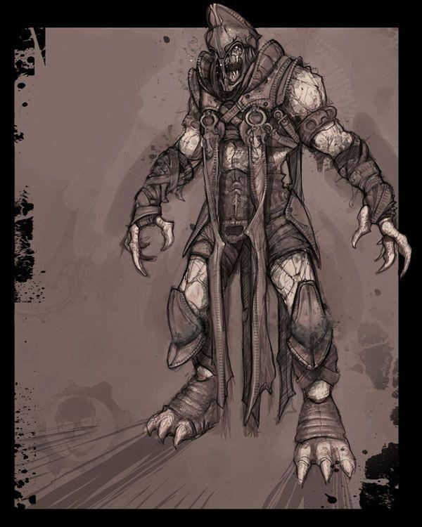 Gears Of War Locust Gears Of War Gears Of War 2 Gears Of War 3