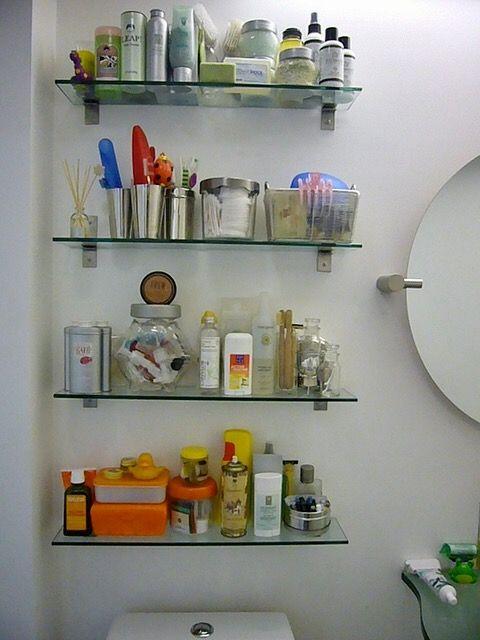 Ikea Glass Shelves Decoracao Do Banheiro Decoracao De Banheiro