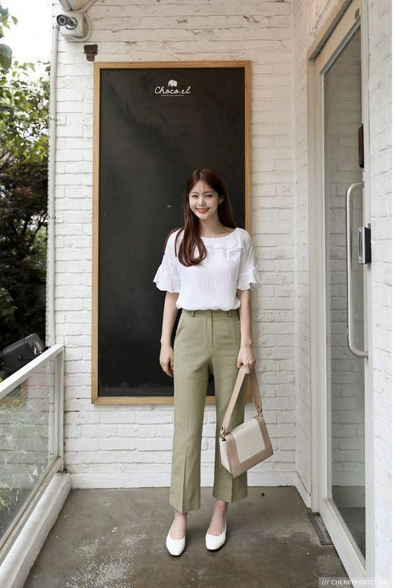 Pin Oleh Jade Angeles Di Clothes Di 2020 Gaya Busana Gaya Model Pakaian Gaya Model Pakaian Korea