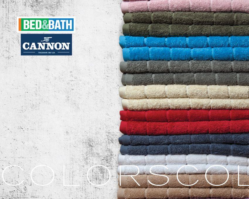 Πετσέτα CANNON Cotton Fresh 100% βαμβάκι πενιέ 10 ΧΡΩΜΑΤΑ - Towel CANNON Cotton Fresh 100% combed Cotton - 10 COLORS