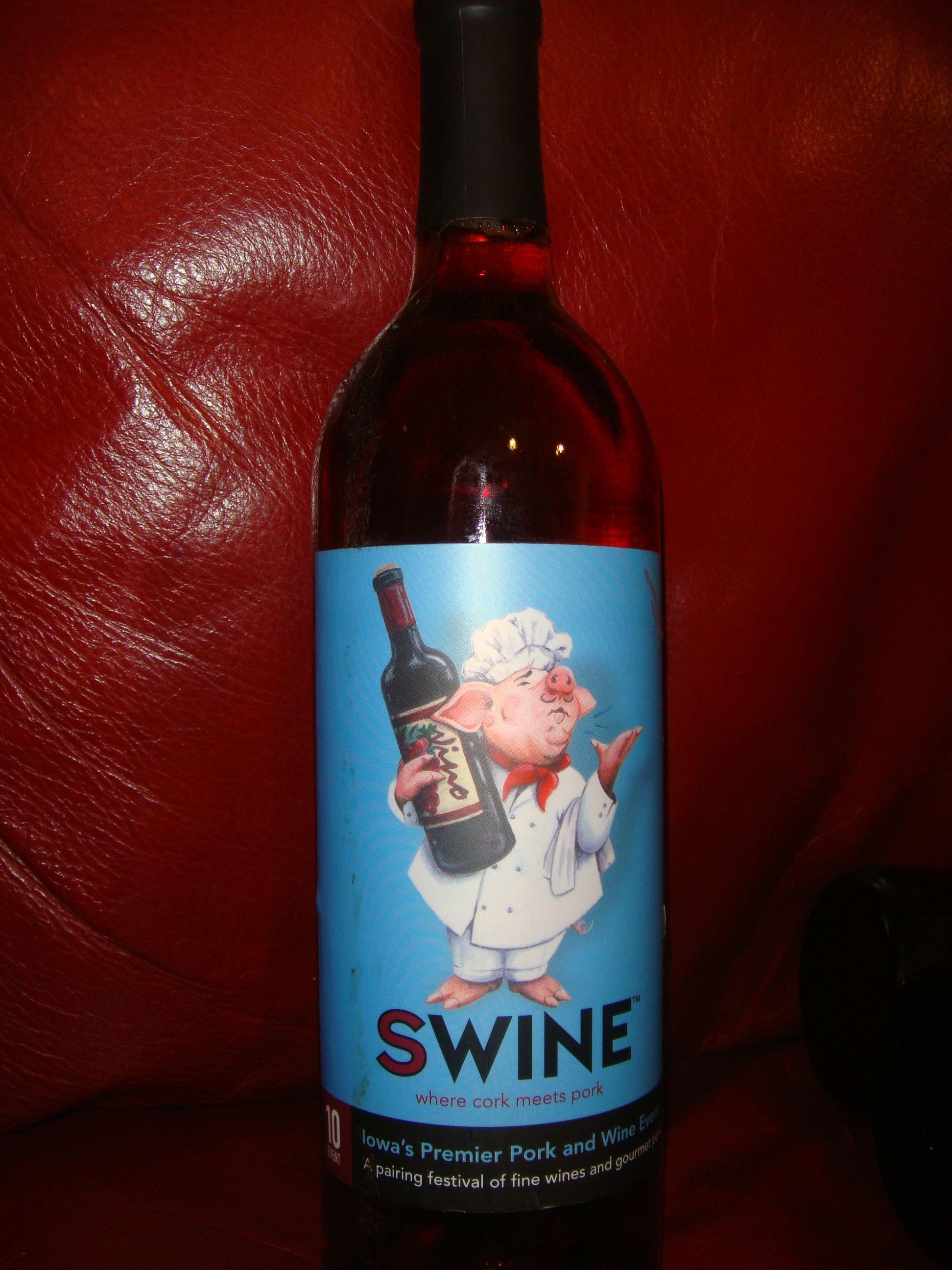 Semi Sweet Rose Wine By Madison County Winery Wine Bottle Distillery Fine Wine