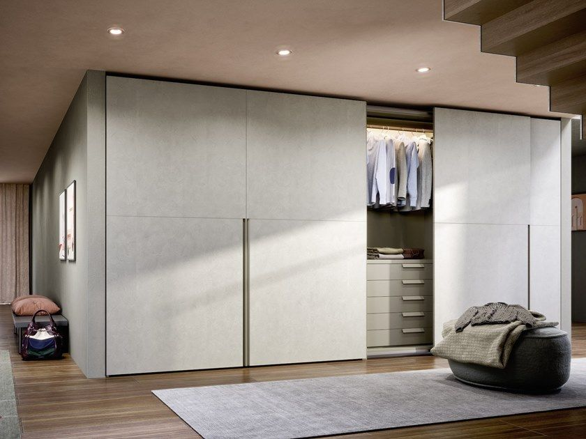 Download The Catalogue And Request Prices Of Picture Wardrobe With Coplanar Doors By Novam Sliding Door Design Wardrobe Design Modern Modern Fitted Wardrobes
