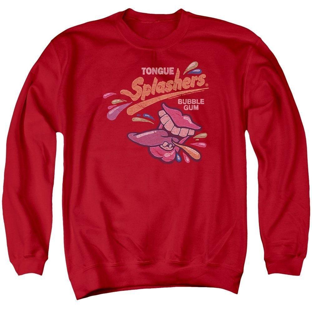 Dubble Bubble - Distress Logo Adult Crewneck Sweatshirt