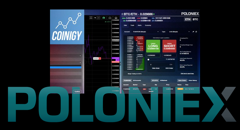Official Poloniex Mobile App Released for iOS & Android