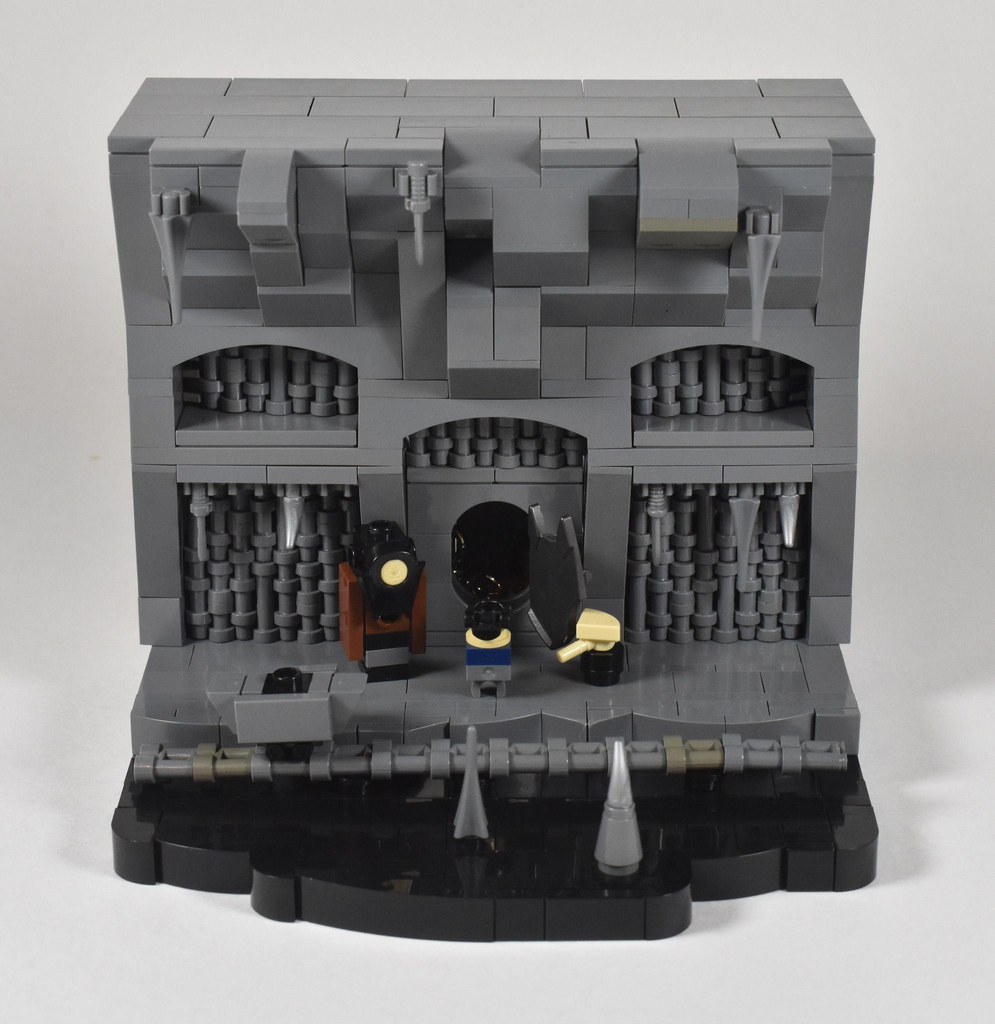 Gringotts Vault Vaulting Lego Harry Potter Fantastic Beasts And Where