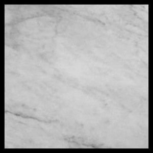 Carrara Marble Italian White Bianco Carrera 12x12 Marble Tile Honed Carrara Carrara Marble Honed Carrara Marble