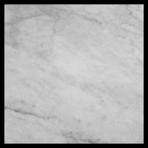 Carrara Marble Italian White Bianco Carrera 12x12 Marble Tile Honed Carrara Carrara Marble Honed Carrara Marble