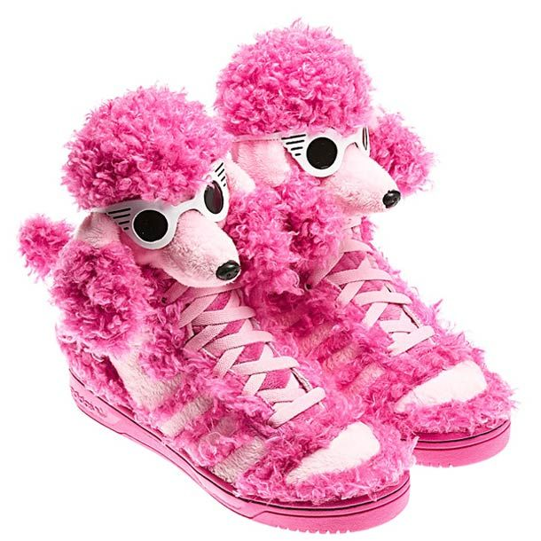 san francisco c78e0 93369 Adidas Poodle – no. unless you are a little girl under 6 years of age