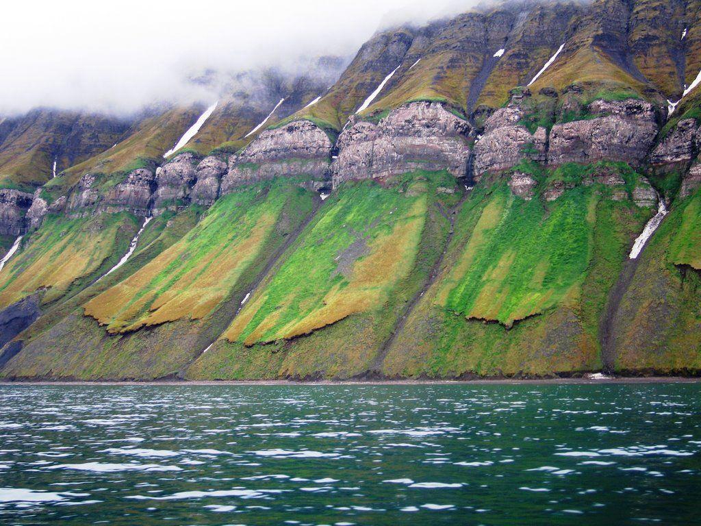 Longyearbyen Fjords Svalbard Polartowns Pinterest