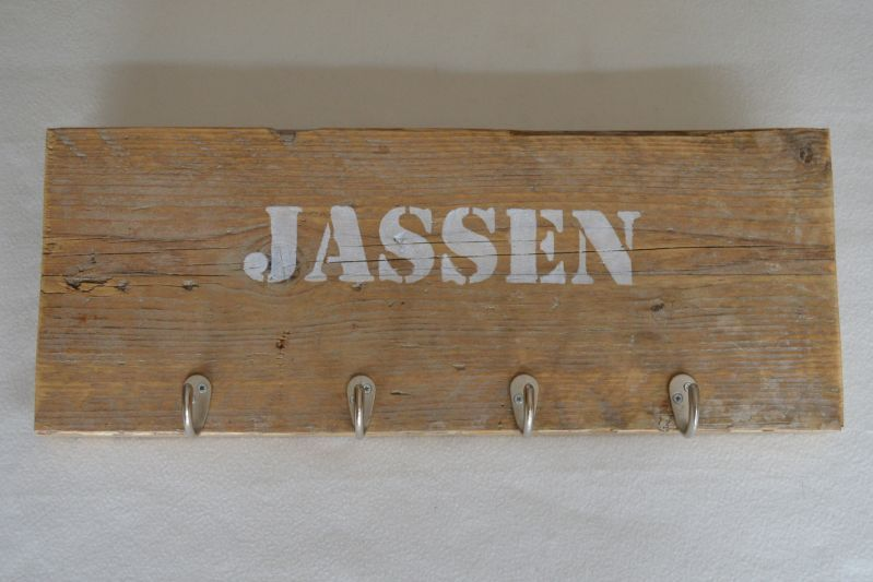 Elegant Kapstok Kinderkamer : Steigerhout kapstok kapstokken kapstokken kapstok