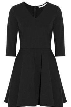Diane von Furstenberg Jeannie stretch-jersey mini dress | THE OUTNET