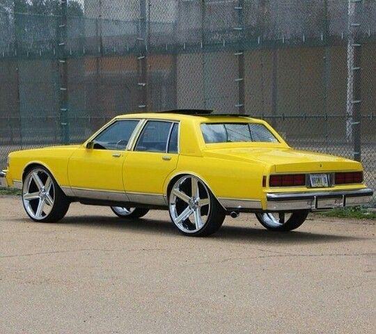 90 chevy caprice donk - Custom box chevy caprice interior ...