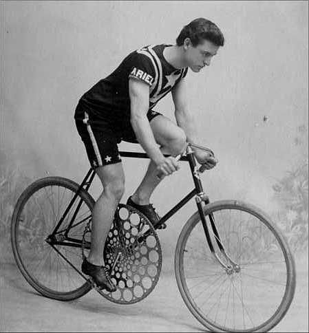 Stick it in the big ring.... by fixedgear, via Flickr