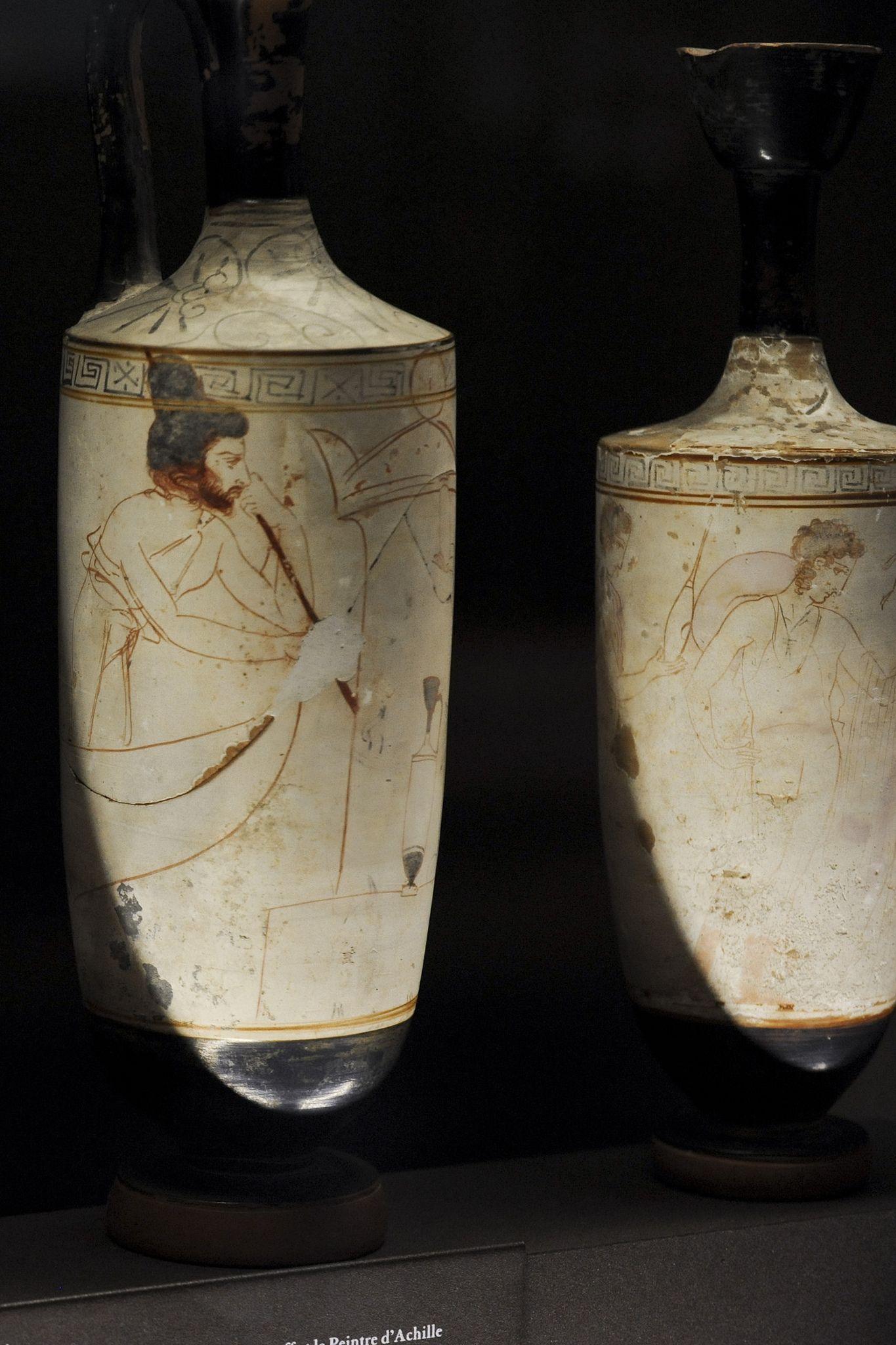 Charon Greek Art Greek Vases Ancient