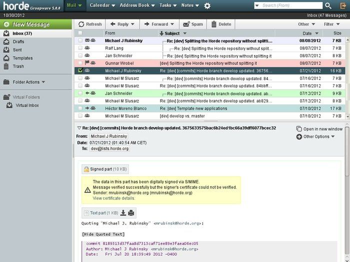 Top 20 Best Linux Mail Server Software and Solutions in