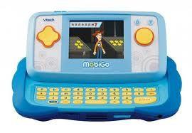 Vtech Mobigo + spel Toystory