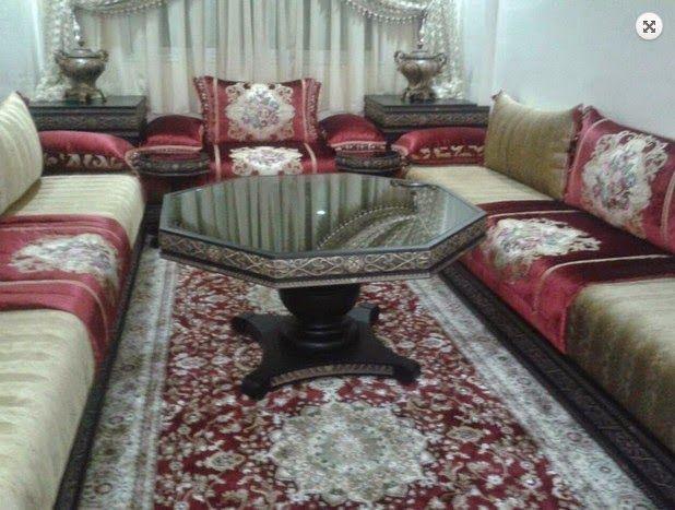 صور ديكورات صالونات مغربية مودرن وحديثة ميكساتك Moroccan Living Room Country Living Room Moroccan Decor