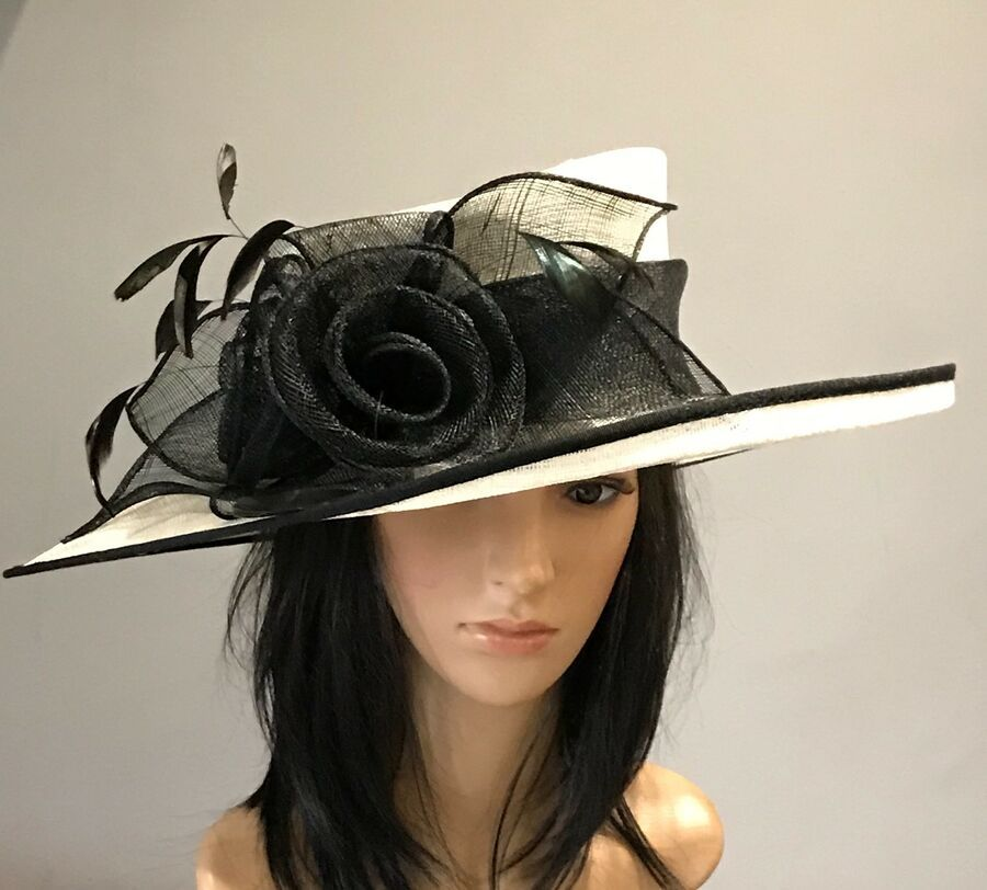 611596b0 Women's Accessories NIGEL RAYMENT DISC FASCINATORS ASCOT WEDDING HATS  OCCASION MOTHER OF THE BRIDE Clothes, ...