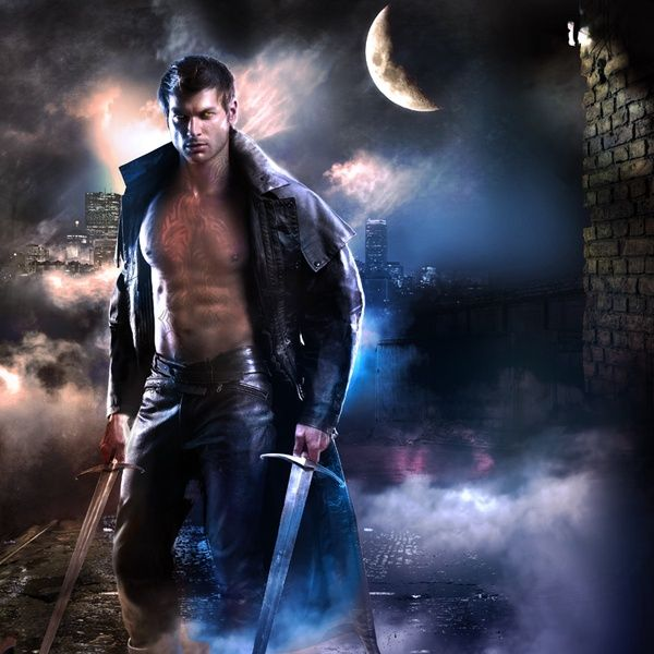 Paranormal Romance Book Covers : Paranormal romance cover models model paul marron