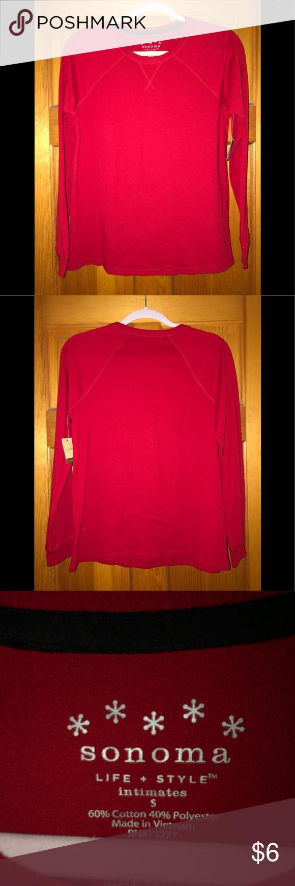 NWT Sonoma Intimates Sleep Shirt Sleep shirt, Intimates