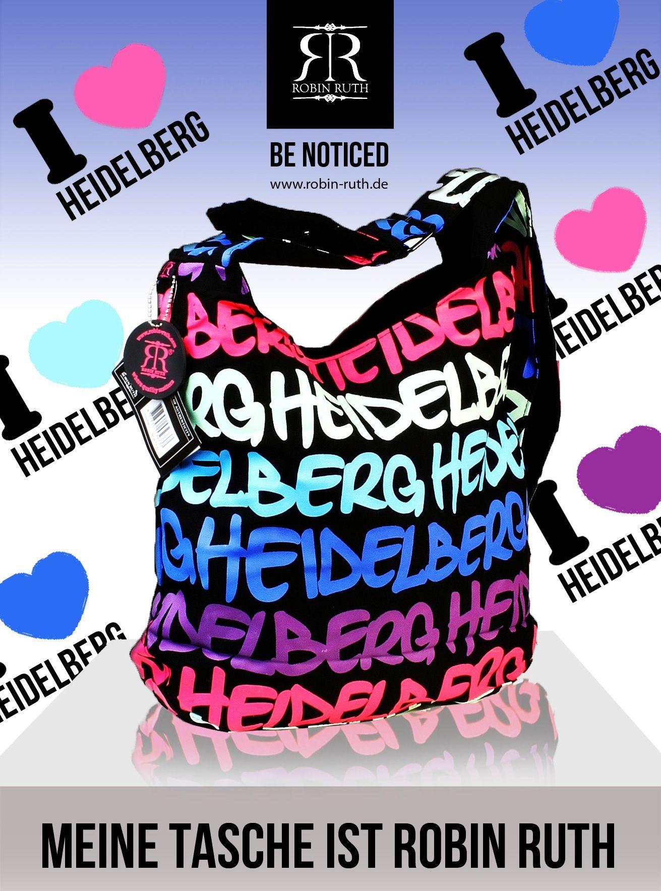#RobinRuth #citybag #heidelberg #souvenirs