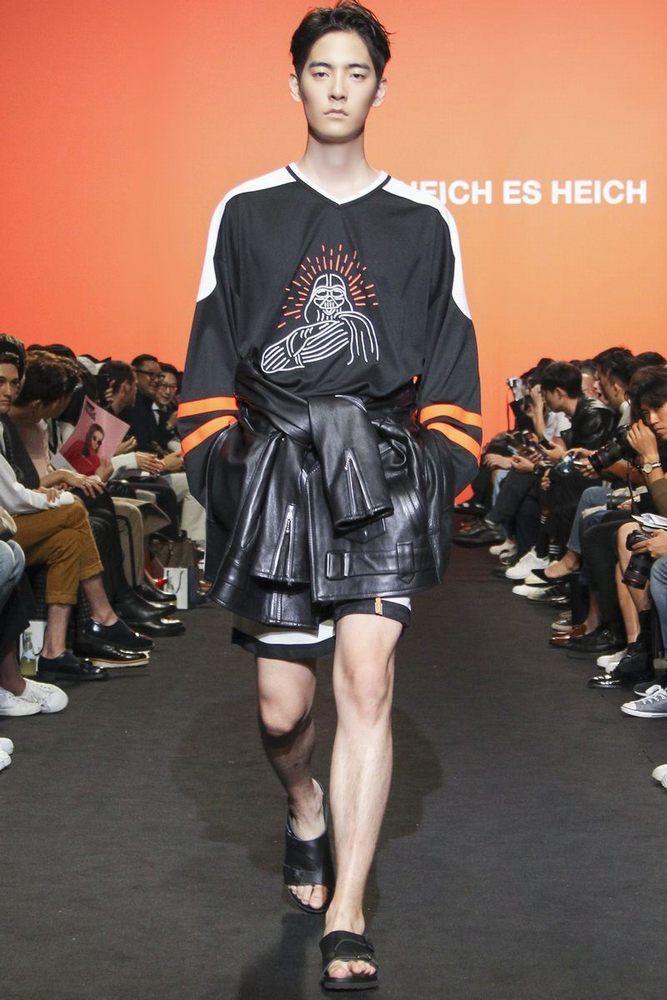 Heich es Heich Spring/Summer 2016 - Seoul Fashion Week