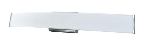 Photo of Patriot Lighting® Seattle Brushed Nickel LED Vanity Light,Patriot Lighting® Seattle Brushed N…