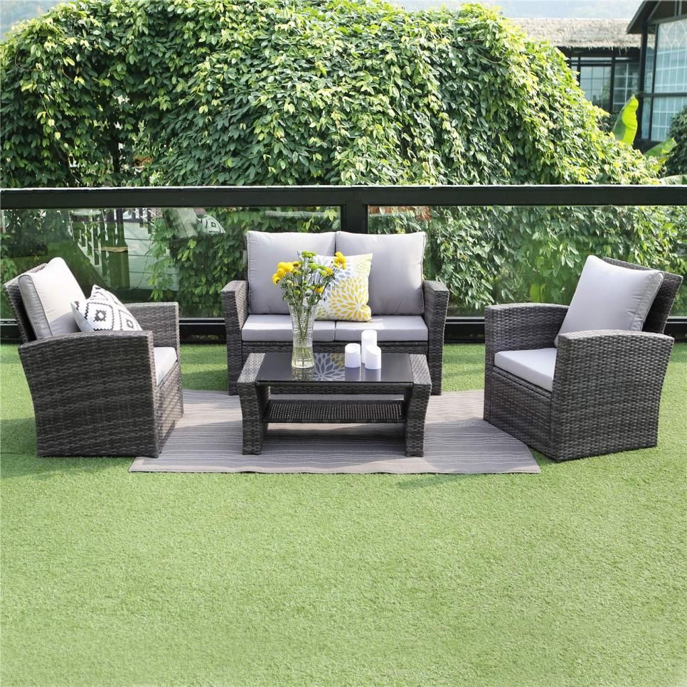 15 Patio Furniture Buys For Every Style And Budget Outdoor Patio