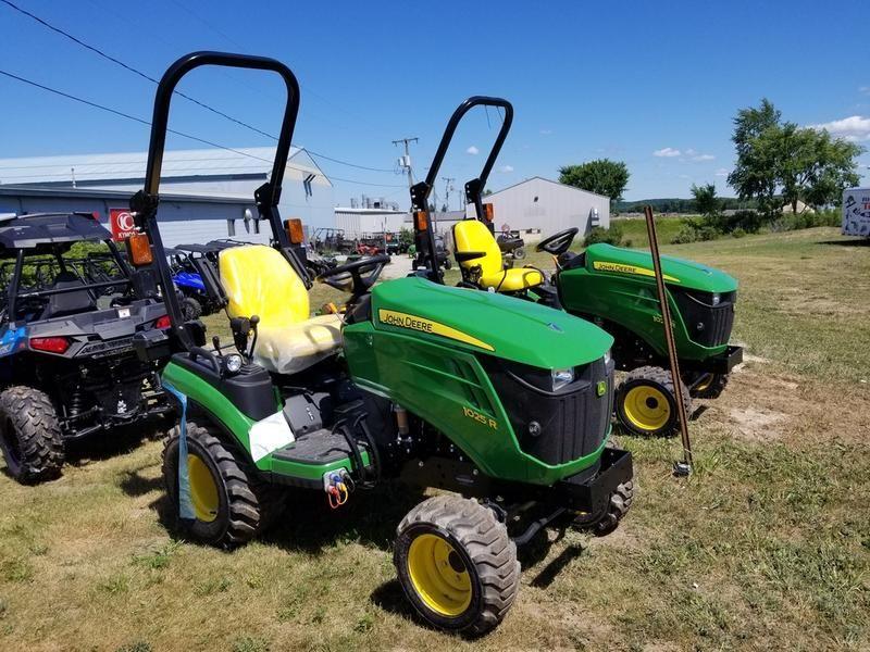Pin on John Deere Tractors