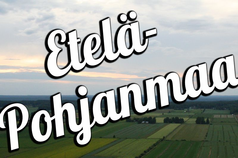 Suomi Tourin vinkkejä Etelä-Pohjanmaalle / Finland travel tips: South Ostrobothnia #suomi #finland