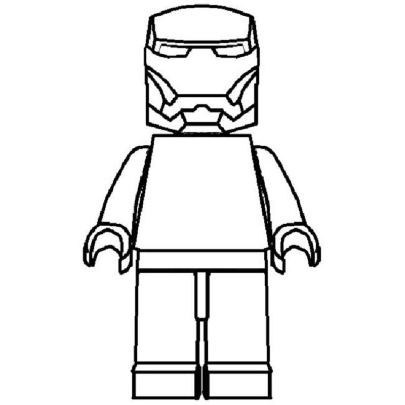 Lego Iron Man Coloring Page Lego Iron Man Avengers Coloring Avengers Coloring Pages