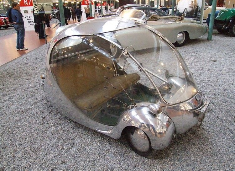 "1942 L'Oeuf ""The Egg"""