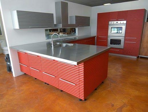 Kitchen Set Minimalis Modern Di Bogor Dan Cibinong Material Meja Dapur