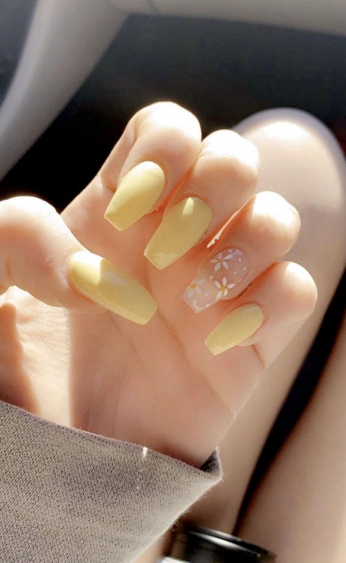 Summeracrylicnails In 2020 Acrylic Nails Coffin Short Short Acrylic Nails Designs Cute Acrylic Nails