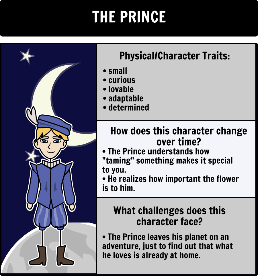 The little princele petit prince character map in this teacher buycottarizona Gallery