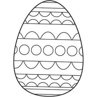 Free Printable Easter Egg Coloring Page 11 Crafts And Worksheets For Preschool Todd Easter Egg Coloring Pages Easter Coloring Pages Coloring Easter Eggs