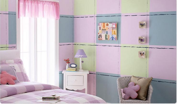 اصباغ للغرف 2013 بويات تعتيق للجدران دهانات حوائط موف جديدة 2014 دهانات 2015 دهانات تعتيق ورق جدران Kids Bedroom Designs Kids Bedroom Decor Room