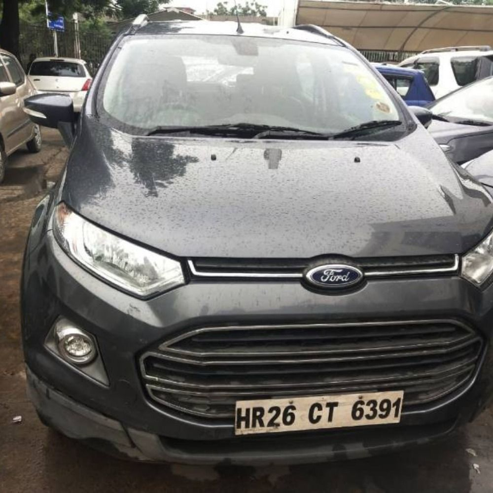 Used Ford EcoSport is on sale in Delhi NCR. Tested
