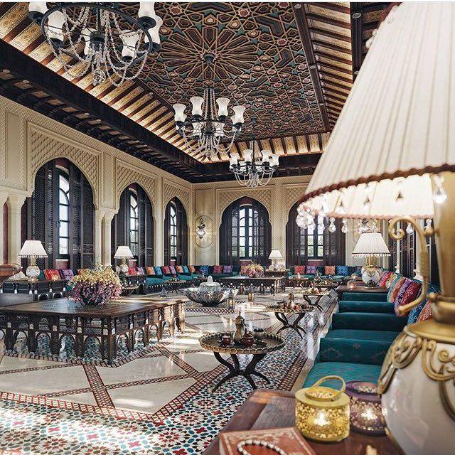 Middle Eastern Interior Design Trends And Home Decorating: التميز للديكور (@altamayozcom)