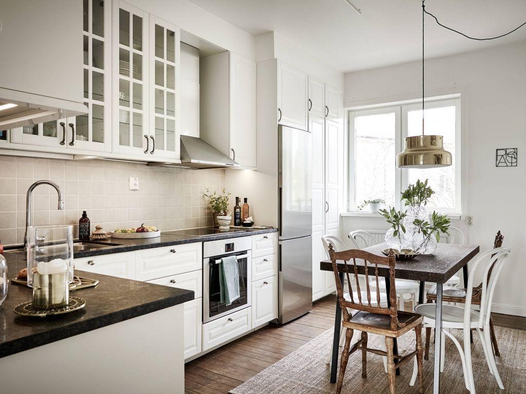 Een Zweeds appartement vol inspiratie voor het mooie weer - Roomed