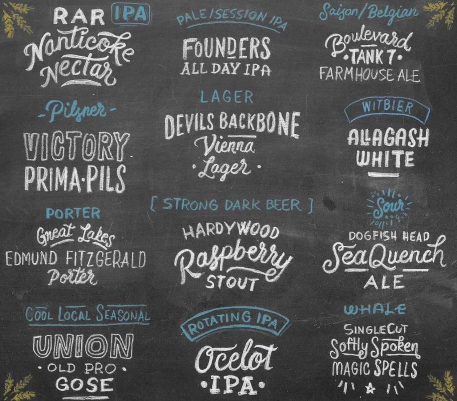 The Secret To Building The Perfect Draft Beer List Beer